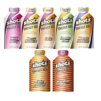 Shotz Energy Gel 45g