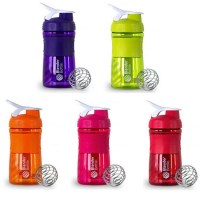 BlenderBottle SportMixer Shaker Bottle 20oz/590ml